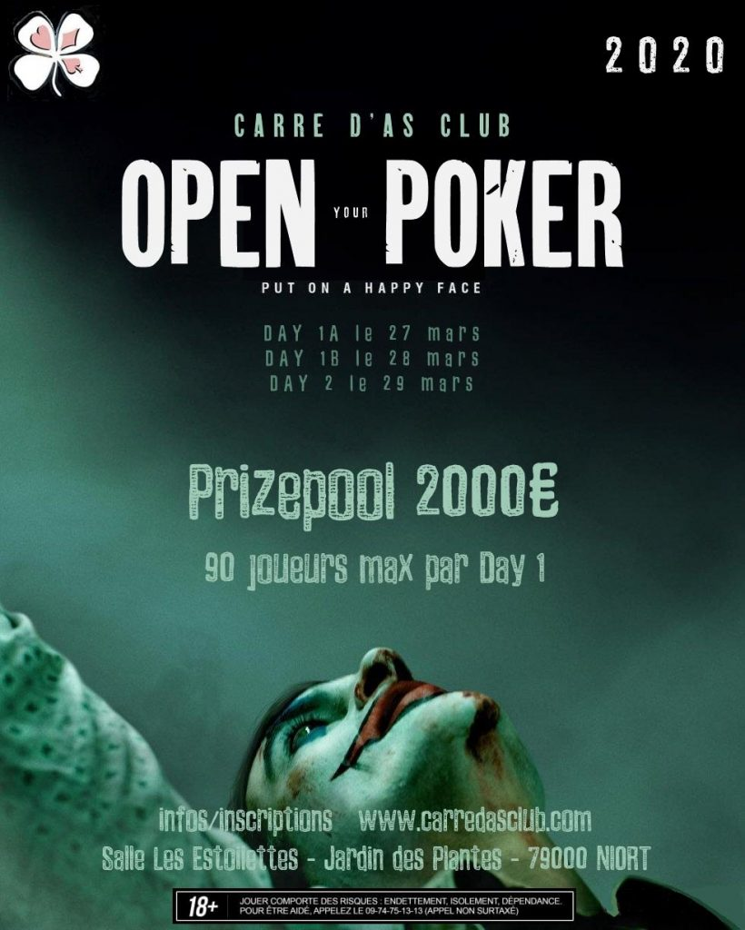Open CAC 2020 - Affiche 01